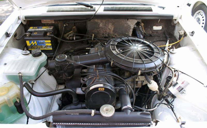 Motor 1.6 do Chevette (foto: Rodrigo de Almeida Fraga de Oliveira / Wikimedia)