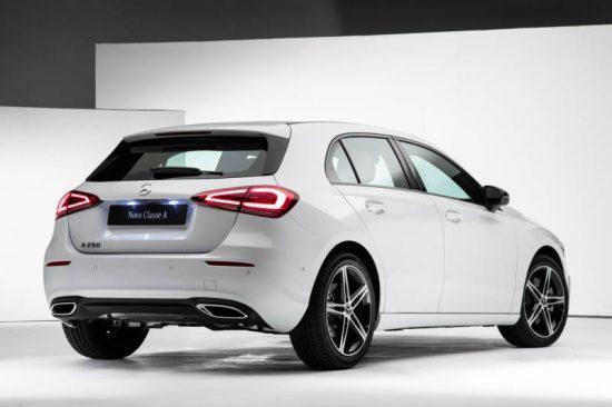 Conheça o novo Mercedes Classe A 2019