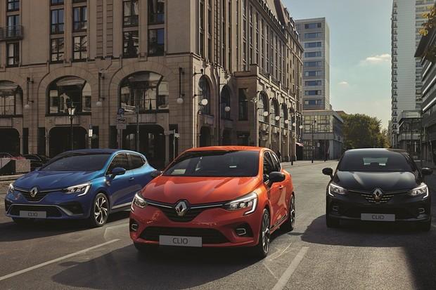 Renault Clio volta com cara nova, mas deve demorar para chegar no Brasil