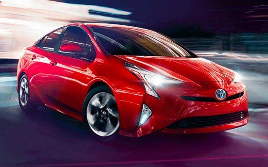 Toyota Prius é um híbrido de respeito