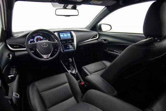Este é o novo Toyota Yaris X-Way 2019