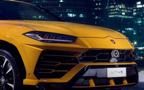 Lamborghini Urus: o SUV com cara de malvado