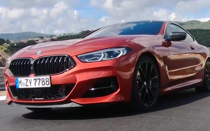Vídeo: Série 8 fica mais especial com o BMW M850i xDrive Coupé