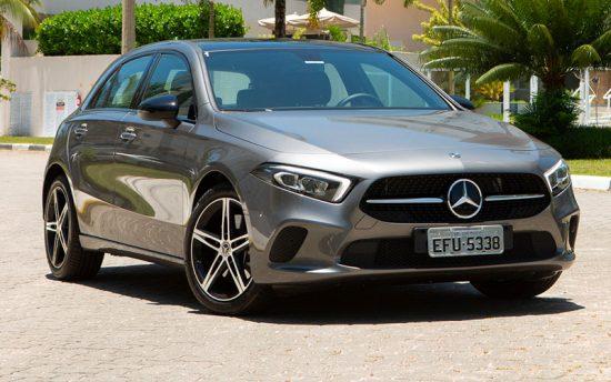 Vídeo: você vai conversar com seu Mercedes Classe A 2019