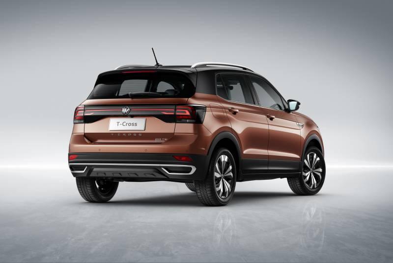 Vídeo: T-Cross 2019 é o novo SUV Volkswagen cheio de estilo