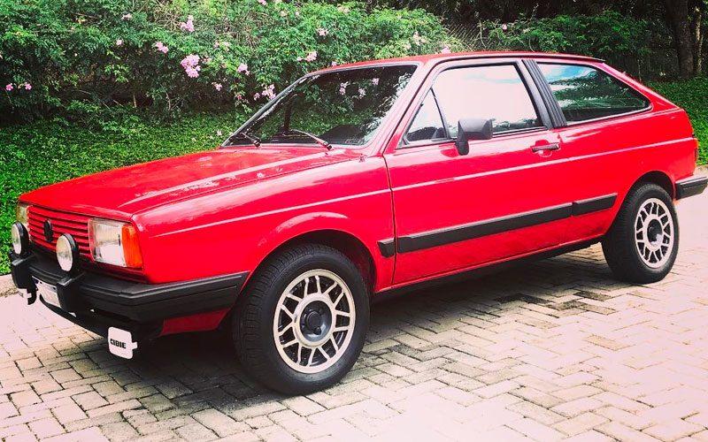 Gol GT 1986 (foto: realwbonner)