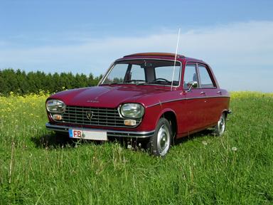 Peugeot 204 (Benutzer:Rolf-Ulrich / Wikimedia)