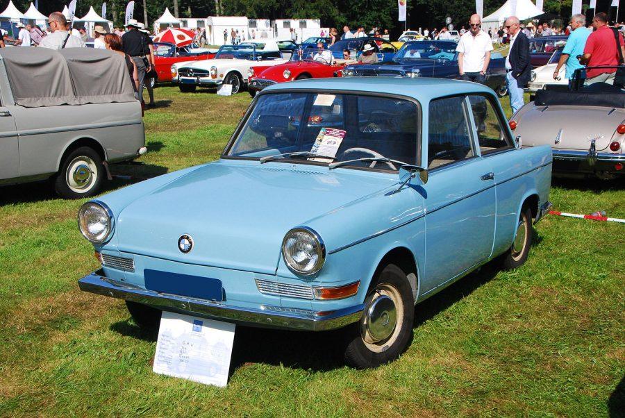 BMW 700 (foto: Janderk1968 / wikimedia)