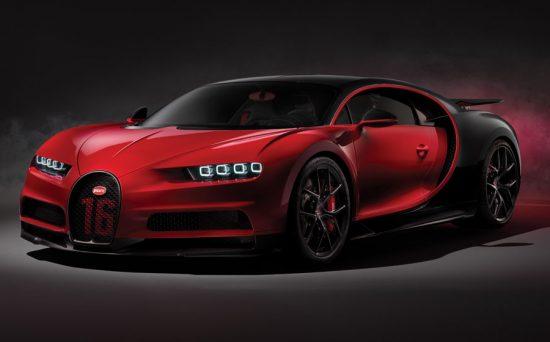 Estas fotos do Bugatti Chiron Sport vão te fazer babar