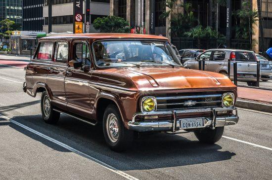 Carros antigos que valem a pena comprar