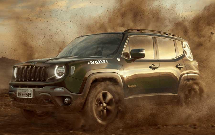 Conheça a edição limitada do Jeep Renegade Willys