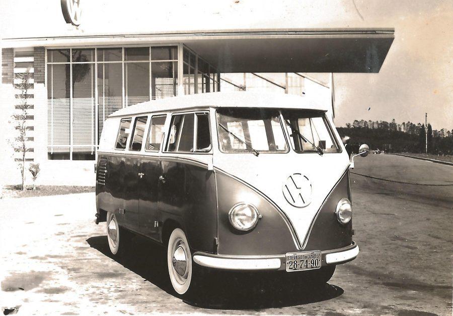 Kombi T1 1959