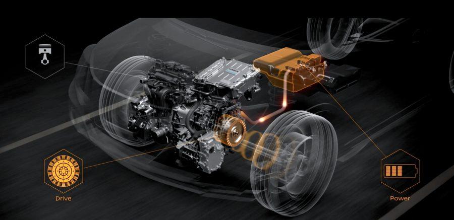 Nissan anuncia a venda de modelos com a tecnologia e-POWER na Europa