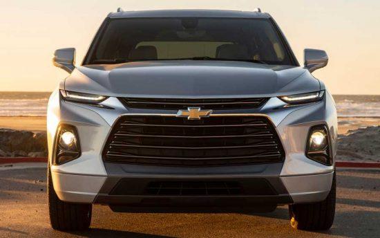 Com sete lugares: Novo Chevrolet Blazer 2019 deve chegar no Brasil