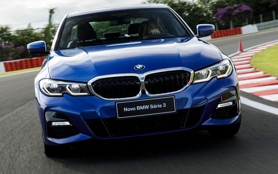 BMW Série 3 chega à sétima geração com visual renovado