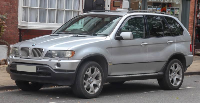 BMW X5 (foto: Vauxford / wikimedia)