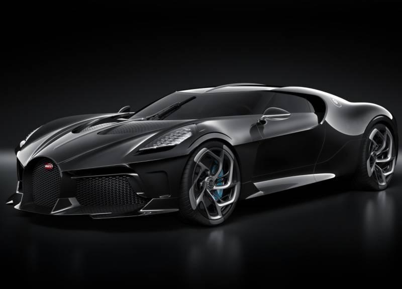 Bugatti de R$ 47 milhões já foi vendido