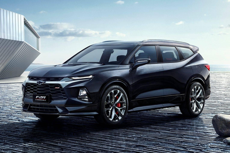 Novo Chevrolet Blazer 2019 deve chegar ao Brasil em versão top