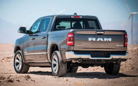 Quem quiser uma RAM 1500 2019 vai pagar caro no Brasil