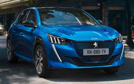 Conheça o novo Peugeot 208 2020