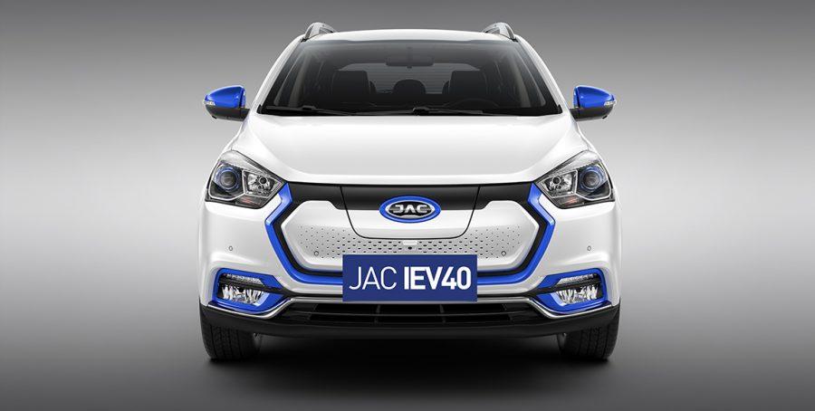 JAC iEV 40
