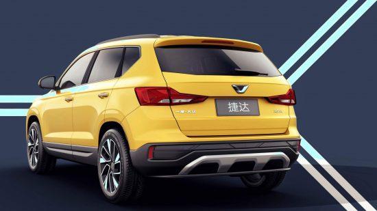 Jetta vira marca de SUV da Volkswagen na China