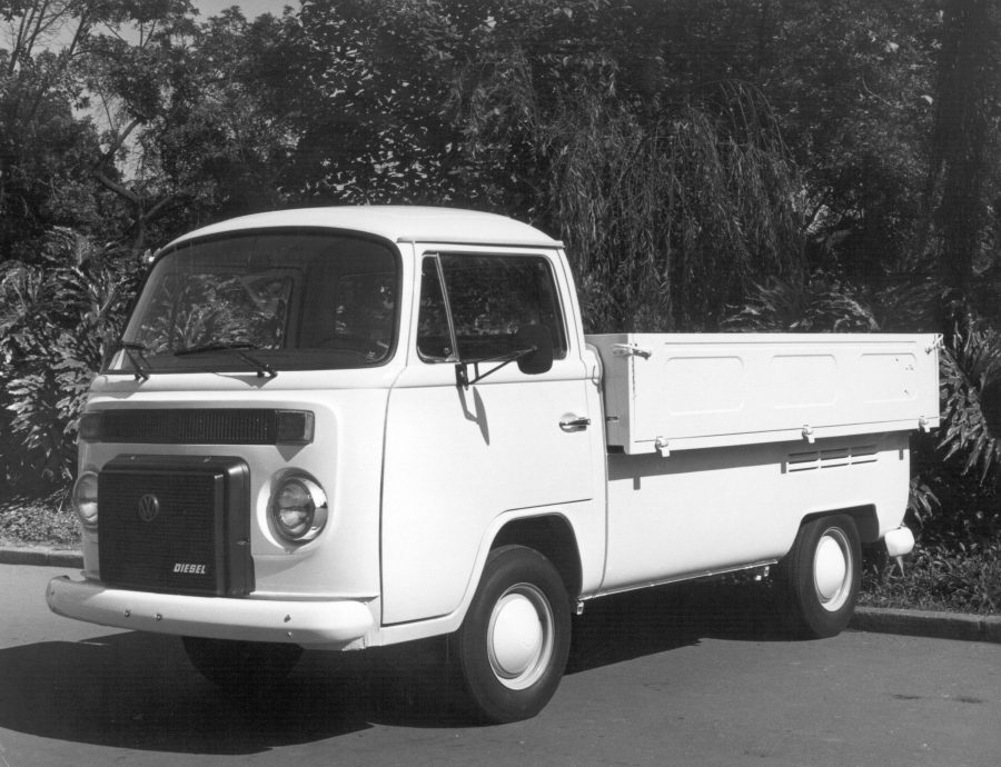 1983 - Kombi Pick-up diesel