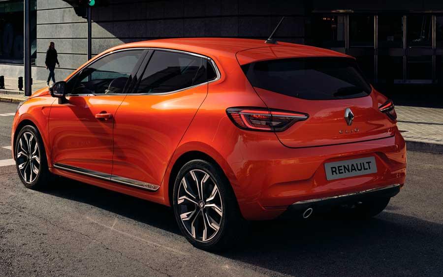 Vídeo mostra detalhes do novo Renault Clio 2019