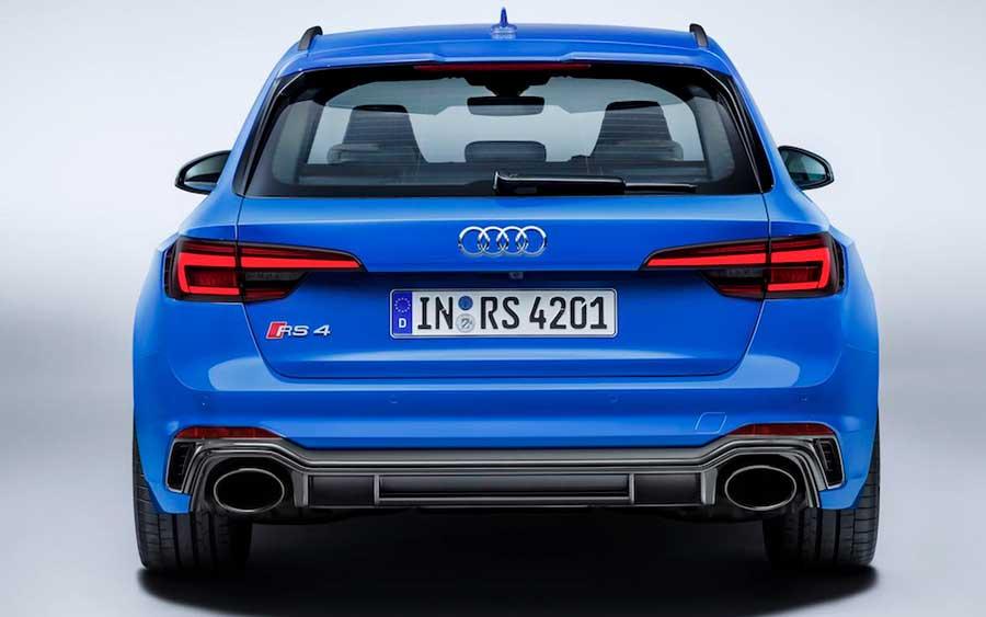 Novo Audi RS 4 Avant chega ao Brasil custando caro