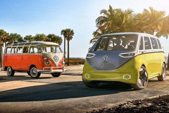 Nova Volkswagen Kombi 2022 será elétrica