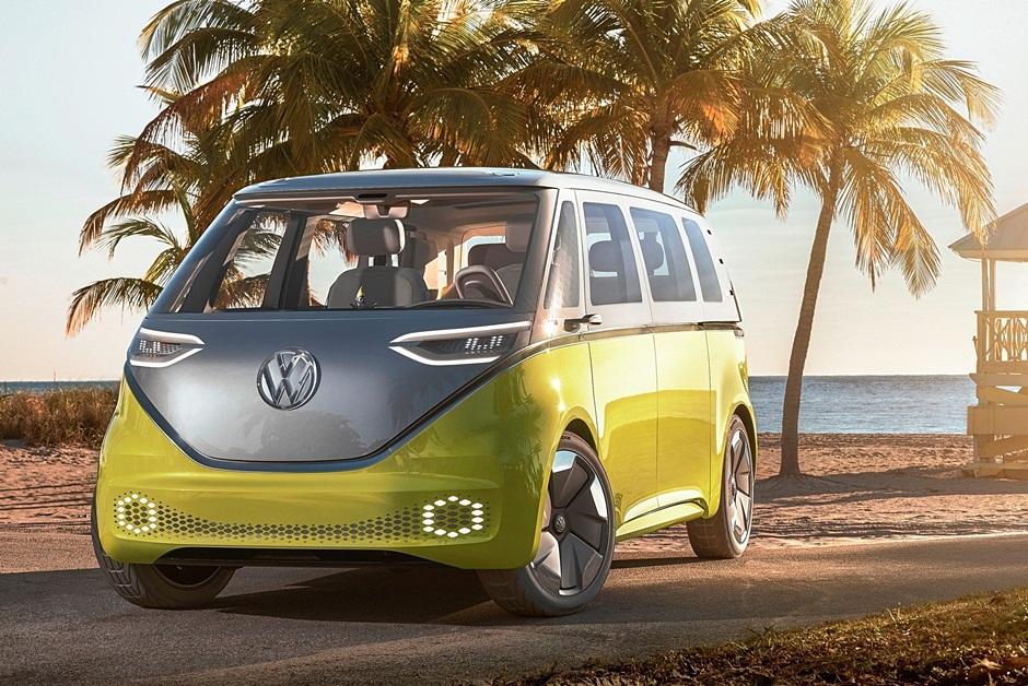 Volkswagen Kombi 2022