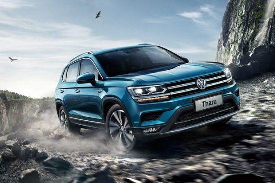 Volkswagen Tarek vai chegar no Brasil para brigar com o Jeep Compass