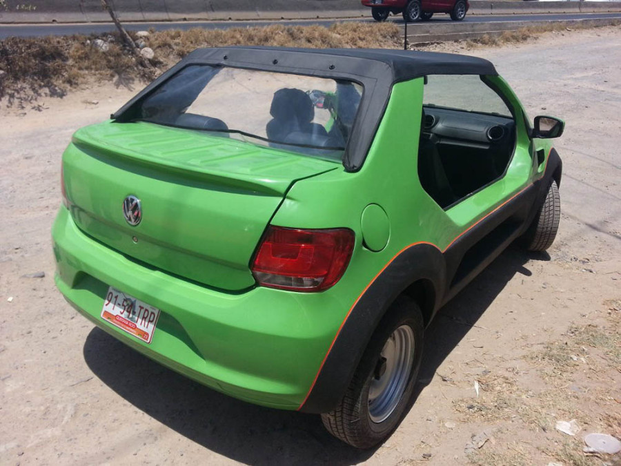 VW Gol Buggy