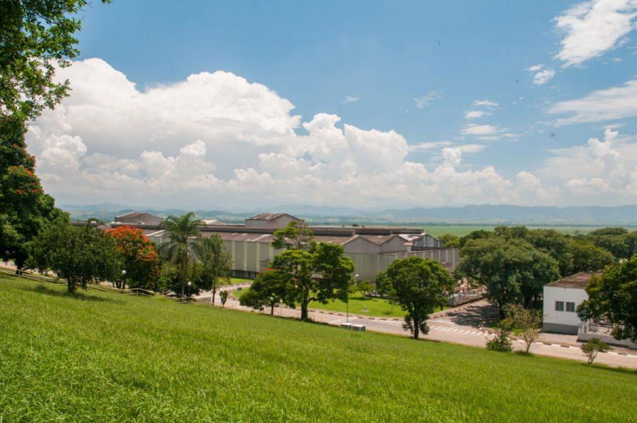 Complexo Industrial da GM em São José dos Campos