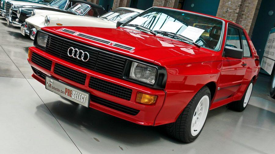 Audi Sport Quattro 1983 (foto: Brian Snelson / wikimedia)