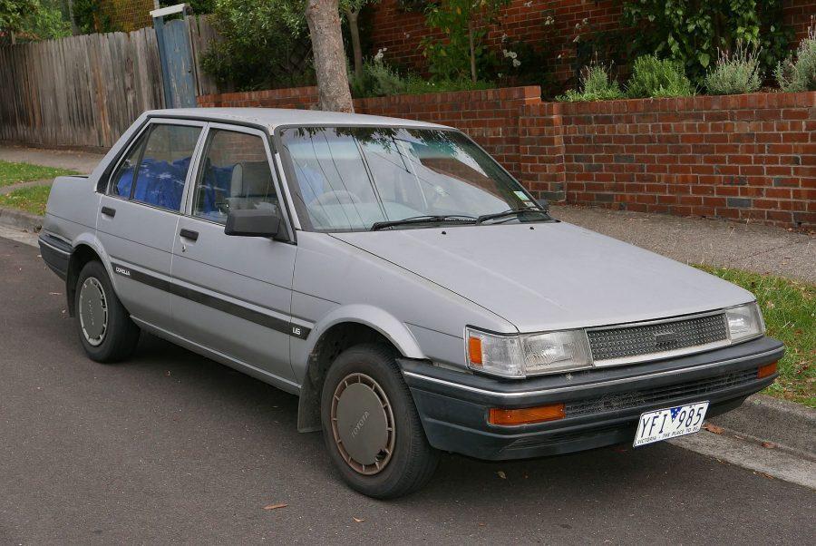 Quinta geração, sedan (foto: OSX / Wikimedia)