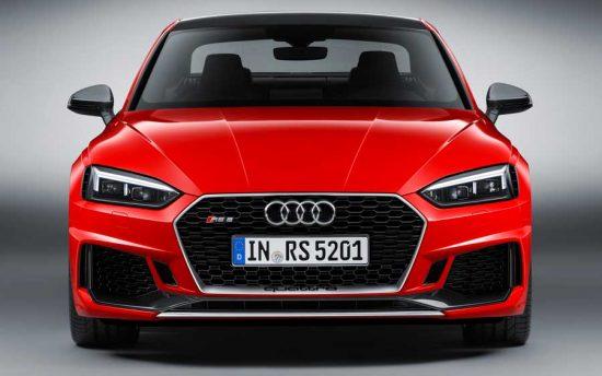 Vídeo mostra detalhes do Audi RS 5 Coupé