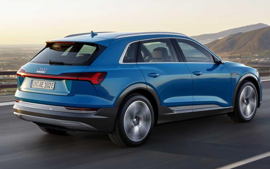 SUV elétrico da Audi começa a ser testado no Brasil