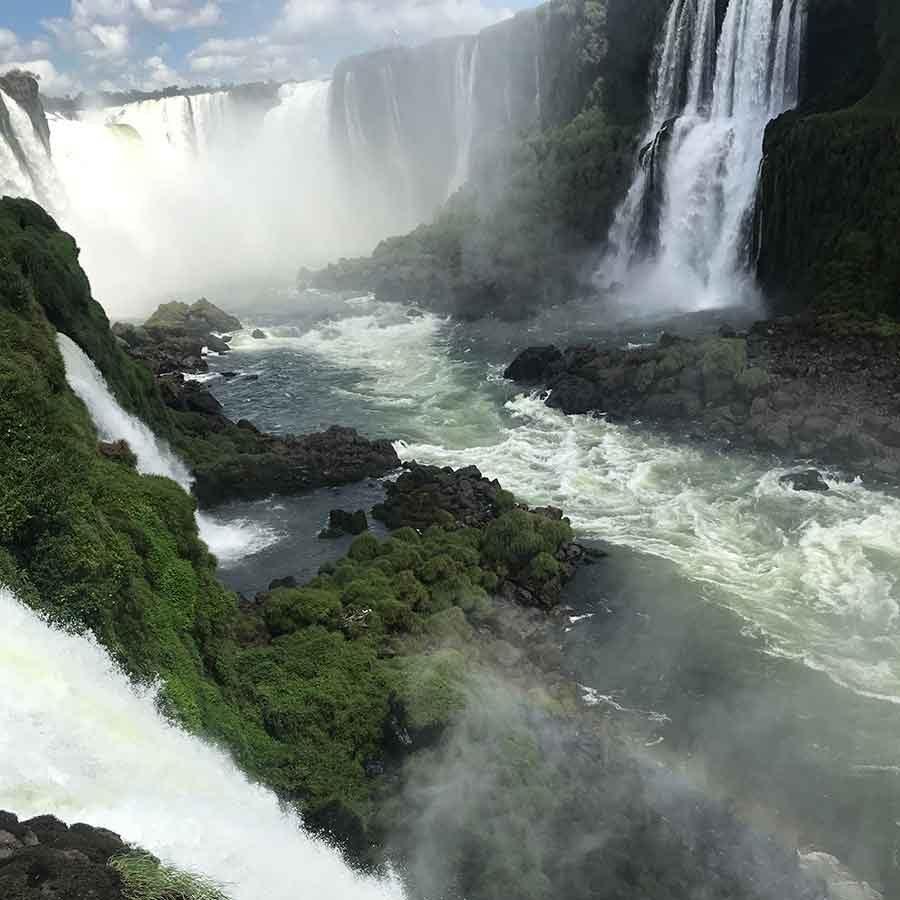 Cataratas do Iguaçu (foto: Felipe Rodrigues de Souza)