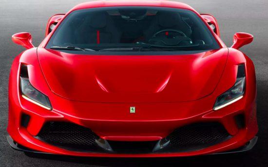 Ferrari apresenta nova F8 Tributo