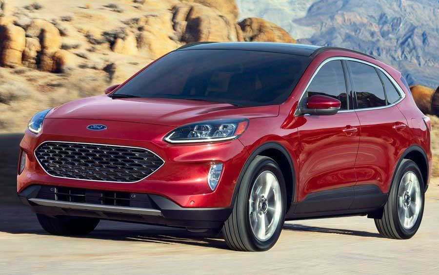 SUV Ford Escape 2020 pode vir para o Brasil