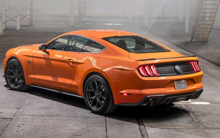 Este é o novo Ford Mustang 2020