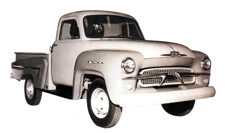 A Picape Chevrolet 3100, lançada em 1958