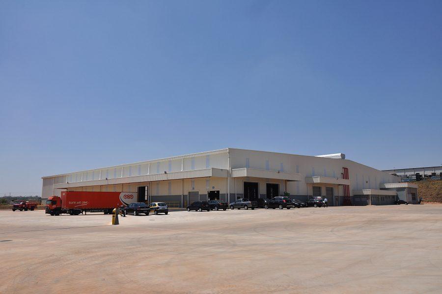 Centro Logistico Chevrolet em Sorocaba