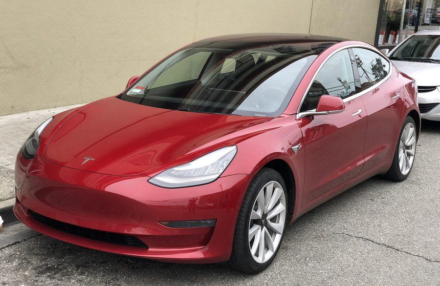 Model 3 (foto: Carlquinn / Wikimedia)