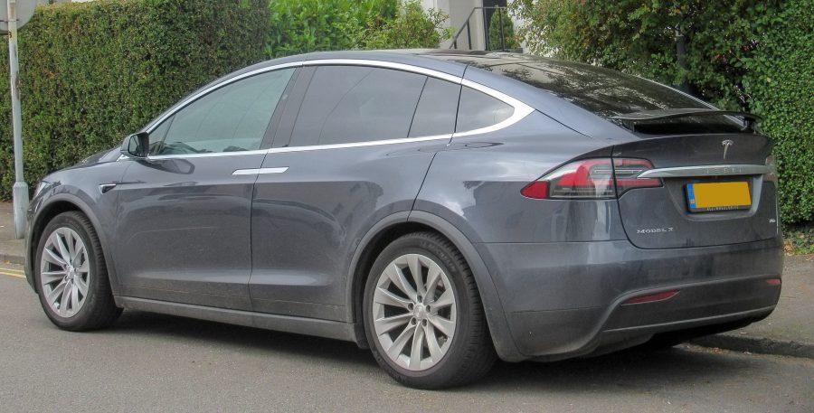 Model X (foto: Vauxford / wikimedia)