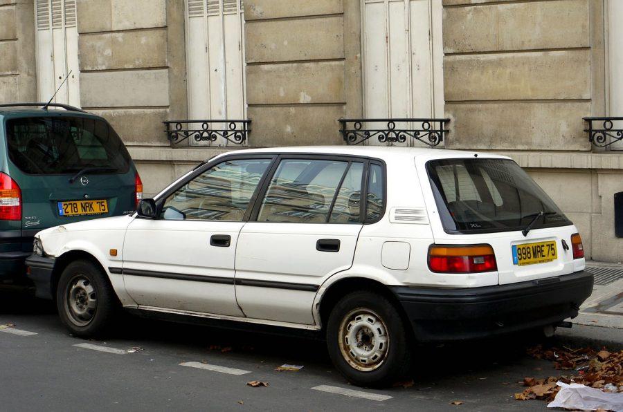 Sexta geração, hatchback (foto: Mic / Wikimedia)