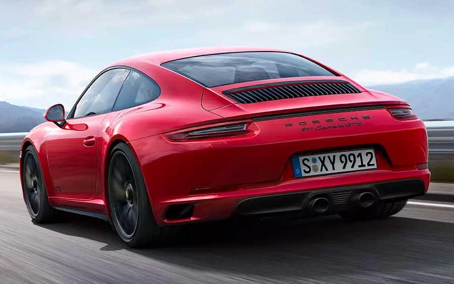 Porsche 911 Carrera GTS é lindo e cheio de esportividade