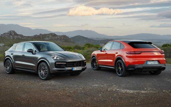 Novo Porsche Cayenne Coupé é atlético e emocionante
