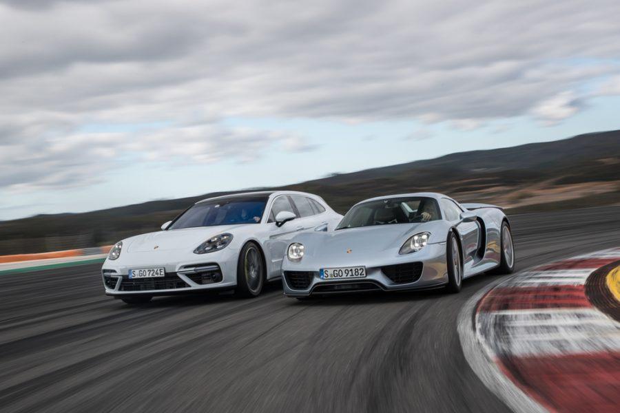 E-Performance: estratégia de impulsão adaptada do supercarro 918 Spyder